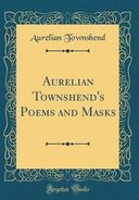 Townsend's poems and masques