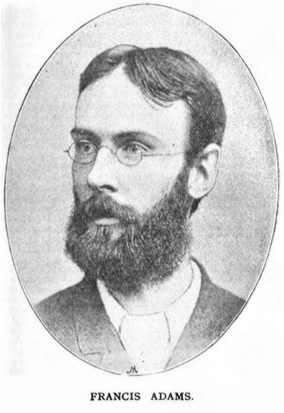 Francis Adams (poet)