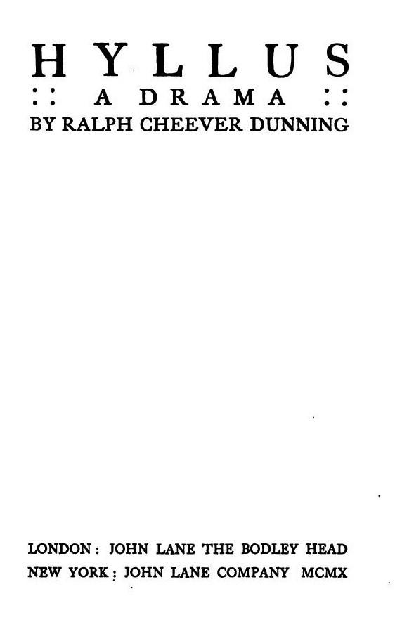 Ralph Cheever Dunning