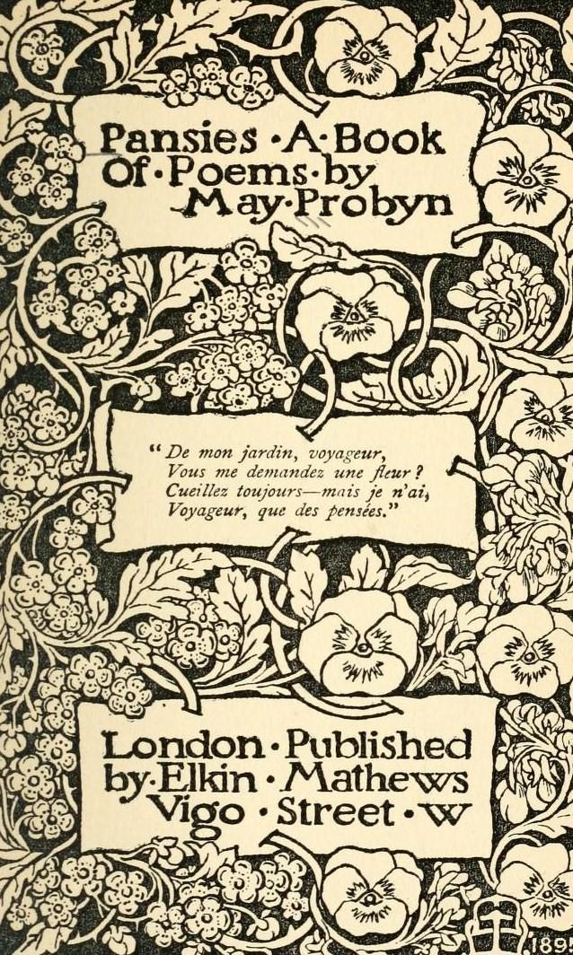 May Probyn