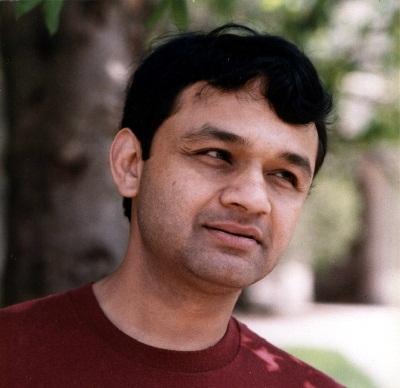 Agha Shahid Ali