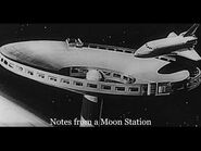 Notes from a Moon Station - Anne Rouse visual poem