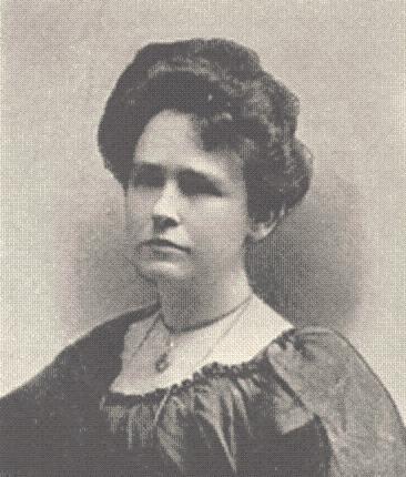 Gertrude Bartlett
