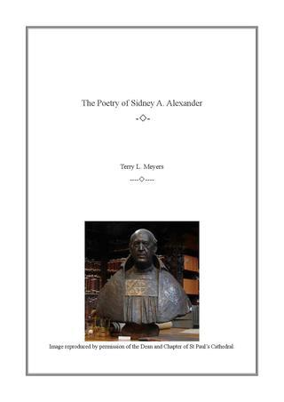 Sidney A. Alexander