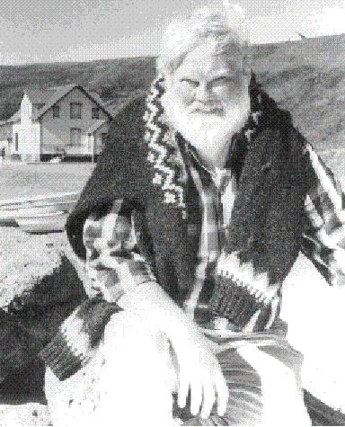 Bill Holm (poet)
