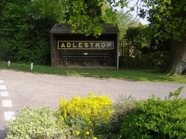 Adlestrop / Edward Thomas