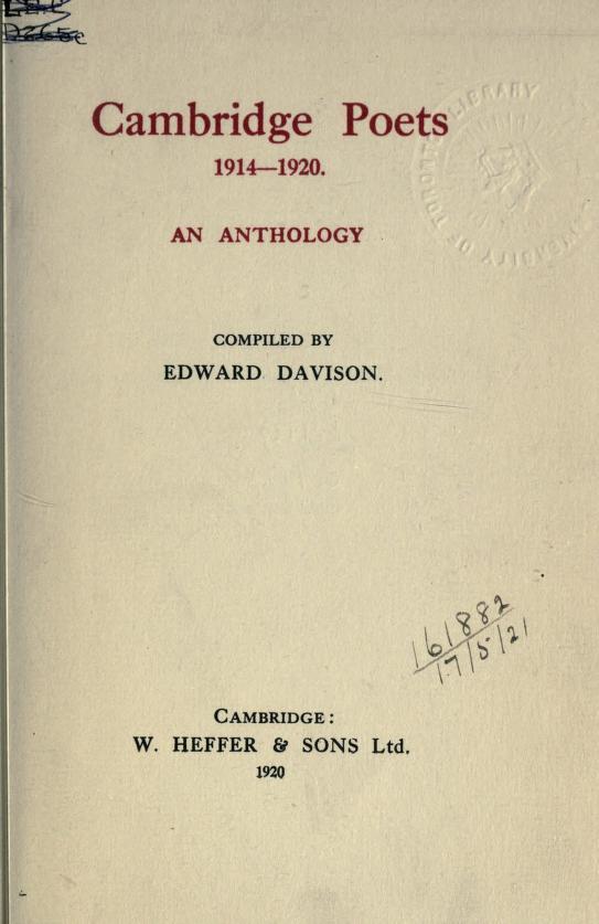 Edward L. Davison