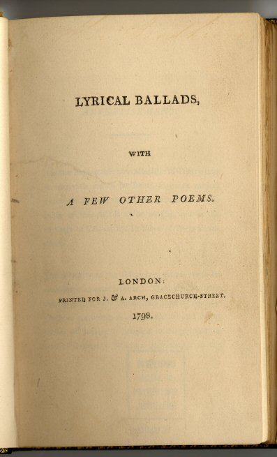 1798 in poetry