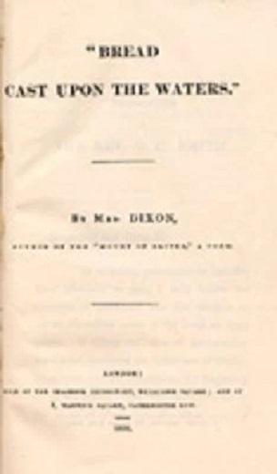 Charlotte Eliza Dixon