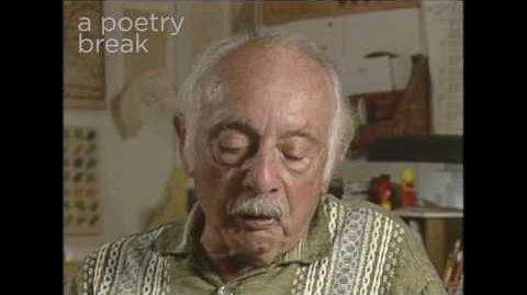 """Poetry_Breaks_Stanley_Kunitz_Reads_""""The_Portrait"""""""