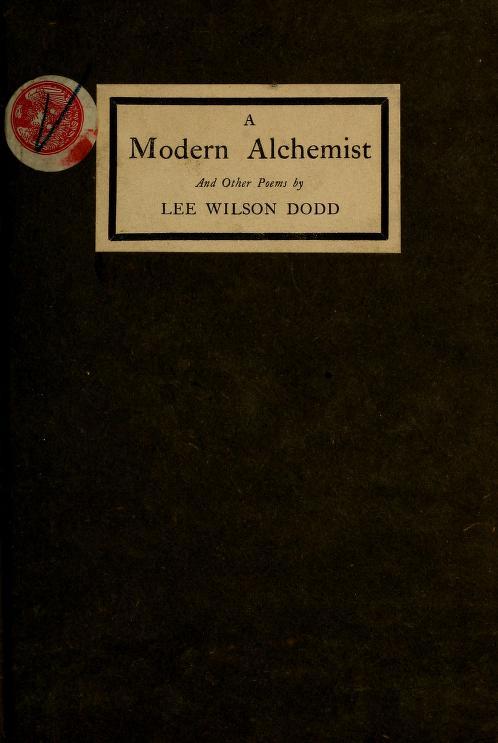 Lee Wilson Dodd