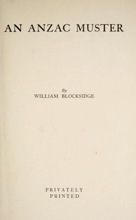 William Baylebridge