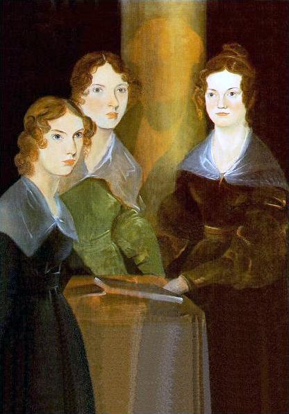 Brontë family