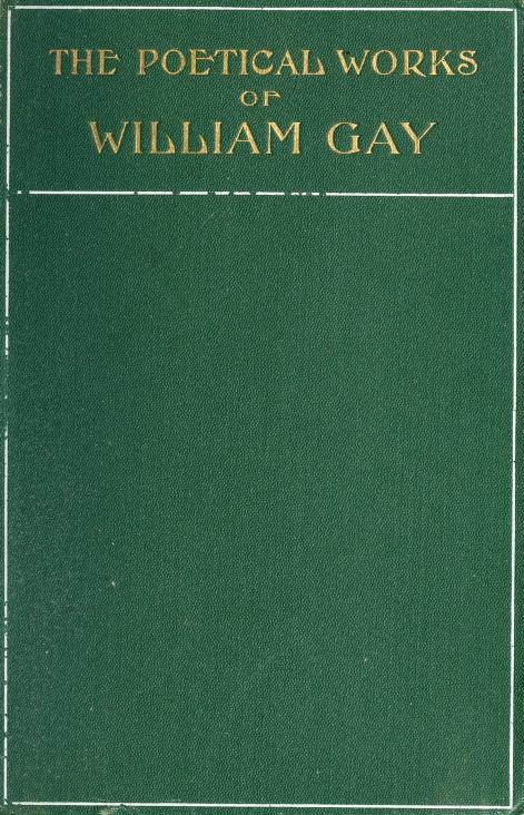 William Gay (poet)