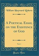 Poetical Essay on Existence of God
