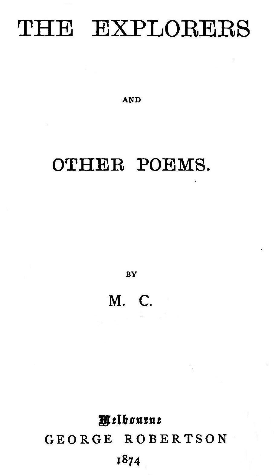 Catherine Edith Macauley Martin