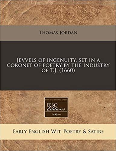 Thomas Jordan (poet)