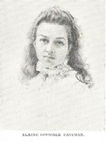 Elaine Goodale Eastman