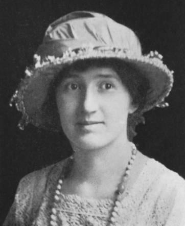 Mary Josephine Benson