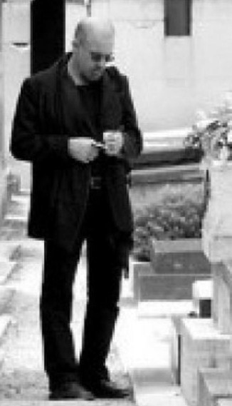 David Brooks (poet)