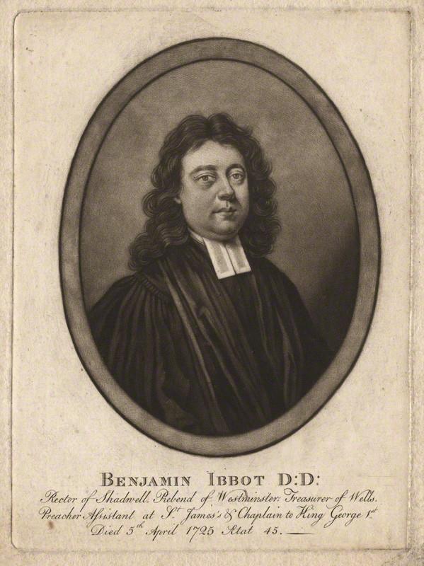 Benjamin Ibbot