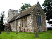 St. James' Church, Nunburnholme - geograph.org.uk - 1430365