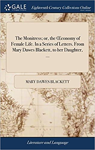 Mary Dawes Blackett