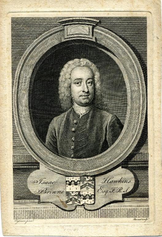Isaac Hawkins Browne