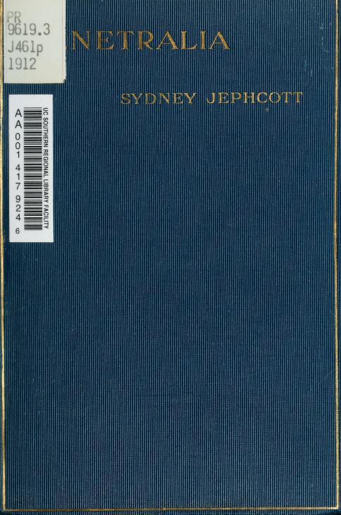 Sydney Jephcott