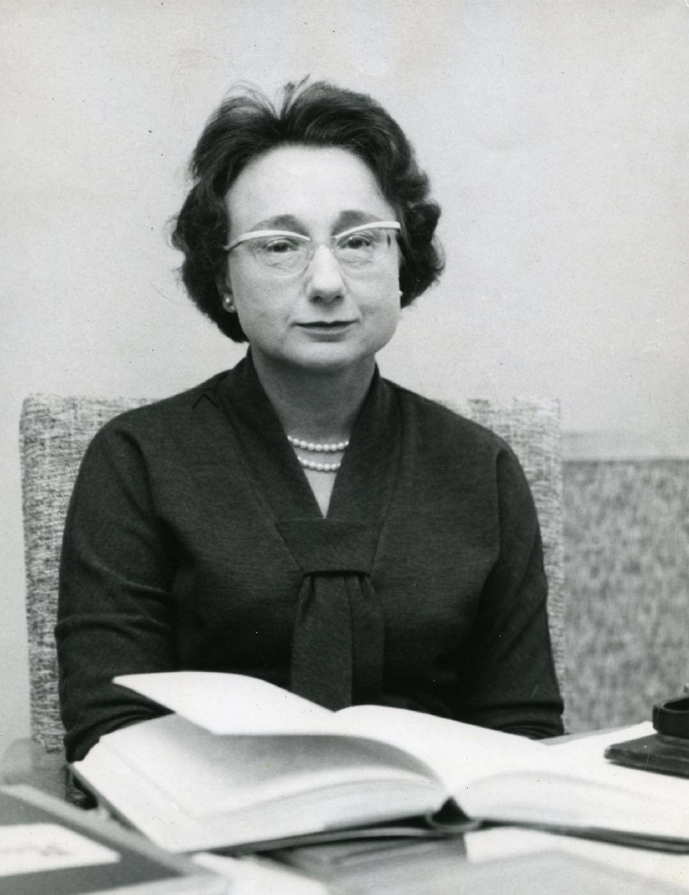 Dorothy Auchterlonie