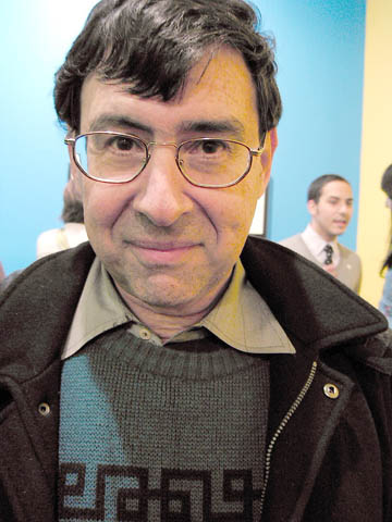 David Shapiro (poet)