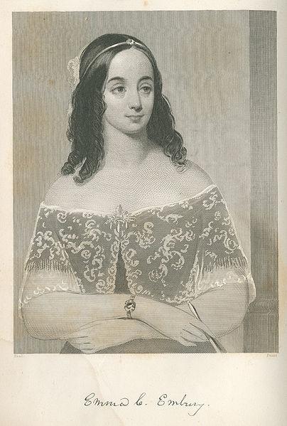 Emma C. Embury