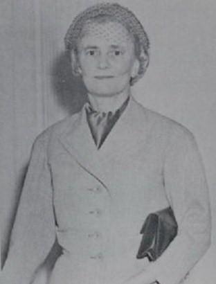 Dorothy Keeley Aldis