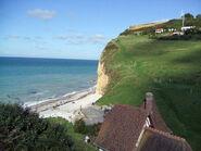Cliffs at Vattetot sur Mer