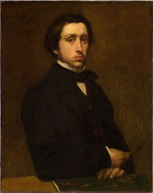 Edgar Degas, self portrait 1885.jpeg