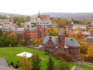 From Sage Hall