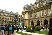Mairie de Neuilly extérieur