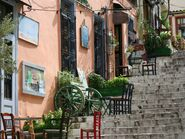 Old Time Stairs in Plaka