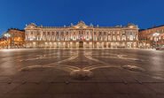 800px-Toulouse Capitole Night Wikimedia Commons