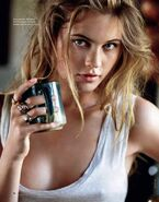 Messy with coffee cup love this