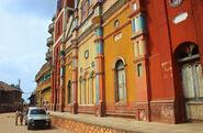 12198 porto novo palazzi colorati