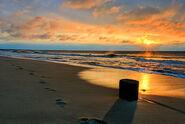 Sunrise at Cape May