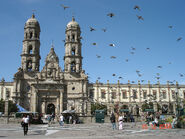 Balisca of Our Lady of Zapopan