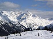 Whistler bc mountains