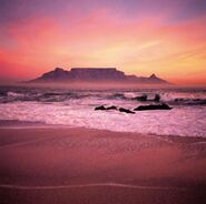 (South Africa) - Table Mountain - The Landmark of Cape Town 1