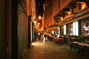 Bologna italy dining alfresco by feminaphotoart-d3jotdb