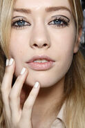 Makeup for DKNY 2011