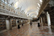 Library of the Convent of Mafra