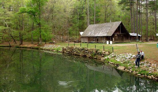 Beautiful lakeside cabin in the woods.jpg