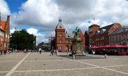 City square, Esbjerg